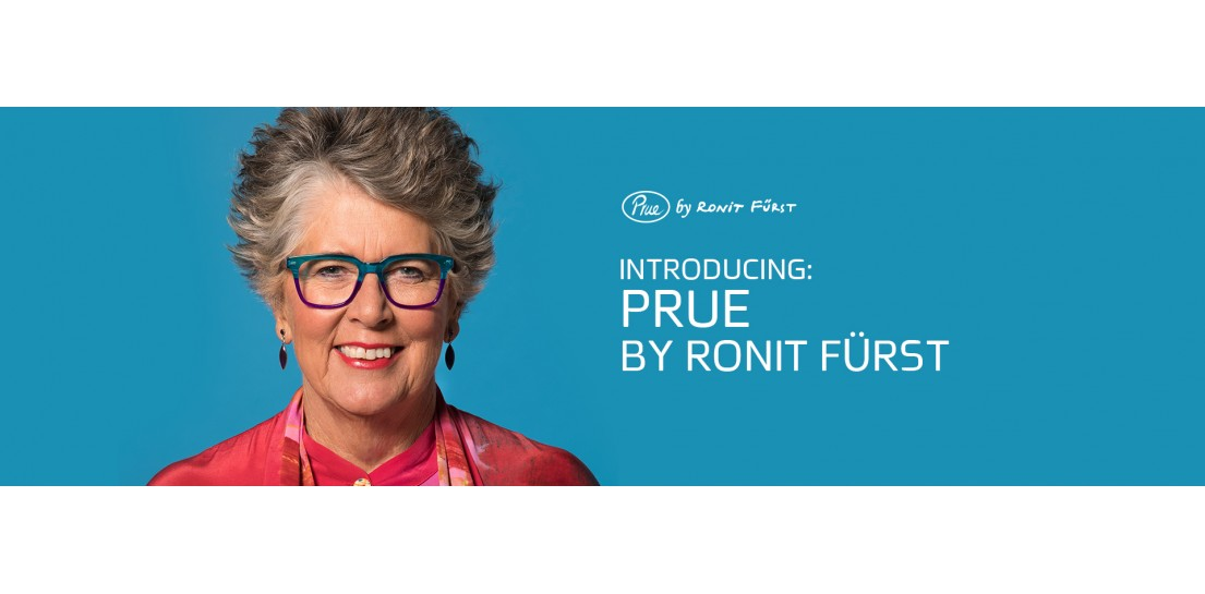 Prue Leith as fashion designer